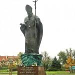 Chcą, by Jan Paweł II został patronem Ełku
