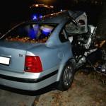 Kierowca pozbawiony prawa jazdy spowodował śmiertelny wypadek