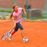 Lekcja wuefu z tenisem w olsztyńskich szkołach