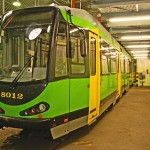 Do Elbląga trafił nowy-stary tramwaj