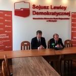 Iwiński lokomotywą SLD w wyborach do europarlamentu?
