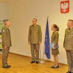 Nowy komendant Centrum Szkolenia Straży Granicznej w Kętrzynie