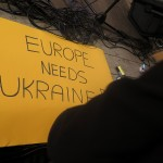 Polacy solidaryzują się z protestującymi Ukraińcami