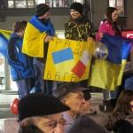 Olsztynianie poparli eurointegrację Ukrainy