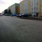 Rok 2013 w regionie – Bartoszyce: remont ulicy Sikorskiego