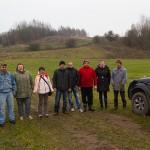 Społecznicy znowu blokują budowę farmy wiatrowej w Lekitach