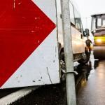 """""""Ustalono przebieg chodników i ścieżek rowerowych"""". Droga krajowa 65 z Ełku do Gołdapi zostanie przebudowywana"""