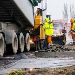 Kolejna inwestycja drogowa na Warmii i Mazurach. Tym razem chodzi o przebudowę krajowej 15 w Rożentalu