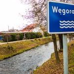 20-latek wpadł do Węgorapy w Węgorzewie