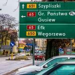 Karambol na polsko-rosyjskim przejściu granicznym w Gołdapi