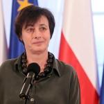 Irena Wóycicka: musimy inwestować w politykę rodzinną