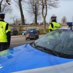 Policjanci podsumowują akcję Znicz