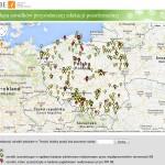 Interaktywna mapa pomoże nauczycielom przyrody