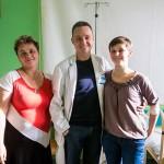 Lekarze z Olsztyna rekonstruują żuchwę 14-letniej Izy