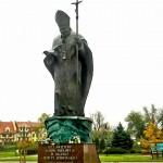Jan Paweł II patronem Ełku