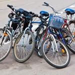 Rowery w Elblągu tak jak bagaż