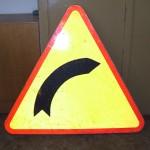 Kolekcjoner znaków drogowych