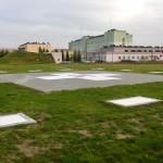 Szpital w Bartoszycach z nowym parkingiem i sprzętem