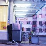 Wysadzili bankomat w Olsztynie