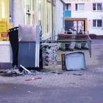 Wciąż nie wiadomo, kto wysadził bankomat