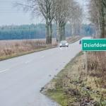 Rusza przebudowa drogi Działdowo-Lidzbark