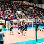 PlusLiga siatkarzy – 17 kolejka: cenna wygrana w Gdańsku i awans na 5. miejsce