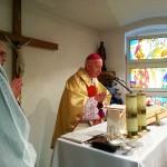 Msza święta w Areszcie Śledczym w Olsztynie