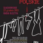 """Słuchowisko Radia Olsztyn na festiwalu """"Dwa Teatry"""""""