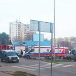 Utrudnienia na Alei Odrodzenia w Elblągu