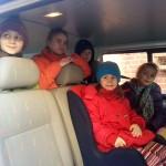 Dzieci z Lamkowa proszą o 1 złoty na gimbus