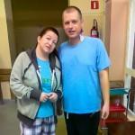 Rodzinny przeszczep: siostra oddała bratu nerkę