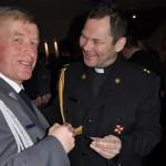 Wigilijne spotkanie służb mundurowych