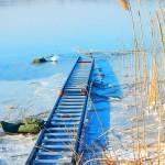 Przerwano poszukiwania wędkarza zaginionego na jeziorze Ławki