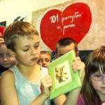 Dzieci z olsztyńskich szkół wspierają WOŚP