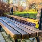 Wandale zdewastowali Park Kusocińskiego