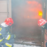 Strażacy otrzymali nowy sprzęt i pokazali umiejętności