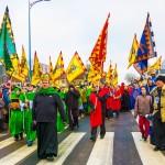 Ulicami Olsztyna przeszedł Orszak Trzech Króli