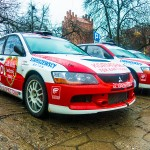 WOŚP: mini rajd po Olsztynie