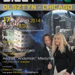 """Bilet Olsztyn-Chicago"" w olsztyńskim Planetarium"