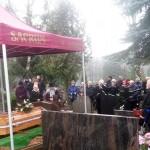 Uroczystości pogrzebowe Heleny Cynalewskiej