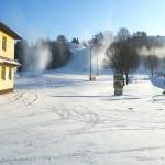 Jeśli na narty to tylko na Warmię i Mazury