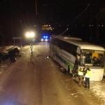Pijany kierowca spowodował śmiertelny wypadek