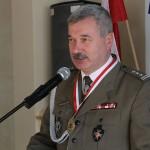 Płk Wołejszo honorowym obywatelem Bisztynka