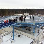 Oficjalne otwarcie lądowiska dla eurokoptera