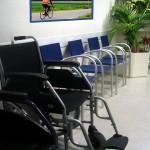 Na targach pracy w Biskupcu zadbano o niepełnosprawnych