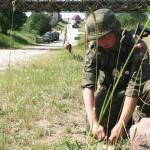 W Iławie znaleziono pocisk z czasów II Wojny Światowej. Ewakuowano jedenaście rodzin