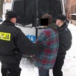 Za ponowny rozbój został tymczasowo aresztowany