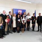 Wojewoda wręczył akty nadania polskiego obywatelstwa