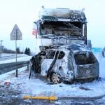 Zwiększyła się liczba ofiar śmiertelnych na drogach