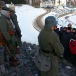 Pasjonaci historii na wojennym szlaku